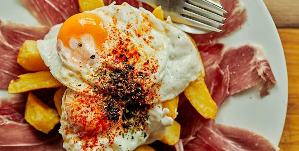 Comida tradicional en Madrid