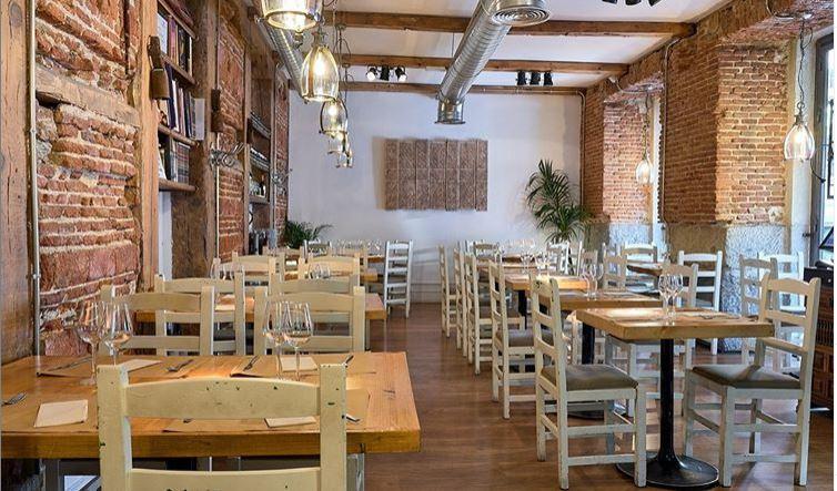 Restaurante para celebraciones en Madrid - Casa Marius